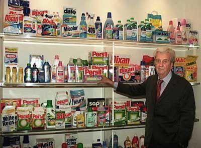 Der Patriarch und seine Produkte