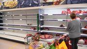 Briten spüren Abhängigkeit von EU-Lebensmitteln