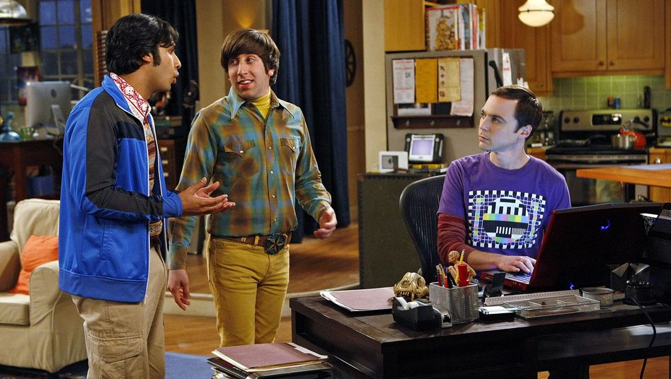 """""""The Big Bang Theory"""": Weniger lustig ohne Lacher vom Band"""
