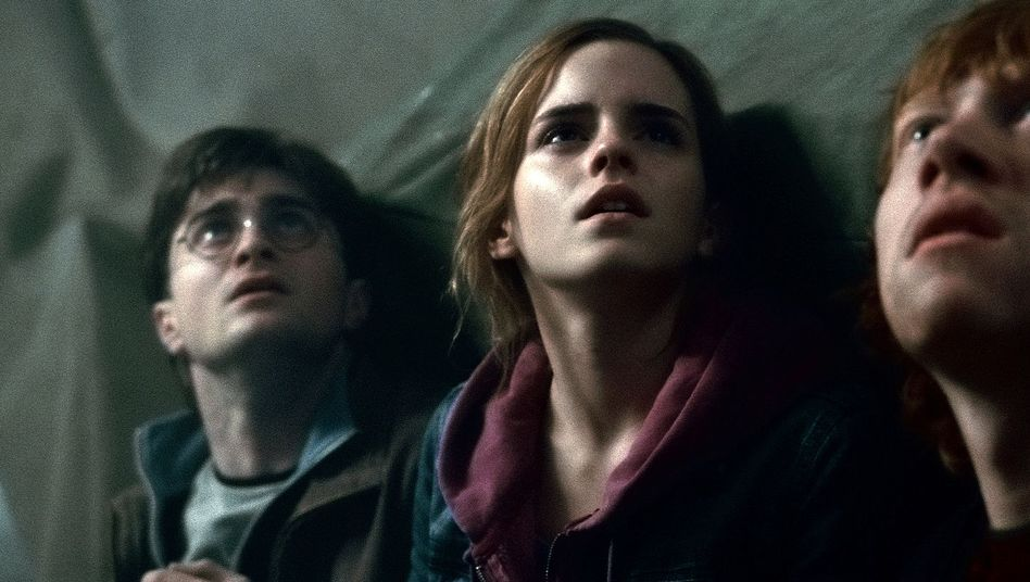 """Bester Filmstart aller Zeiten: Der letzte Teil der """"Harry Potter""""-Saga übertrifft die Erwartungen."""