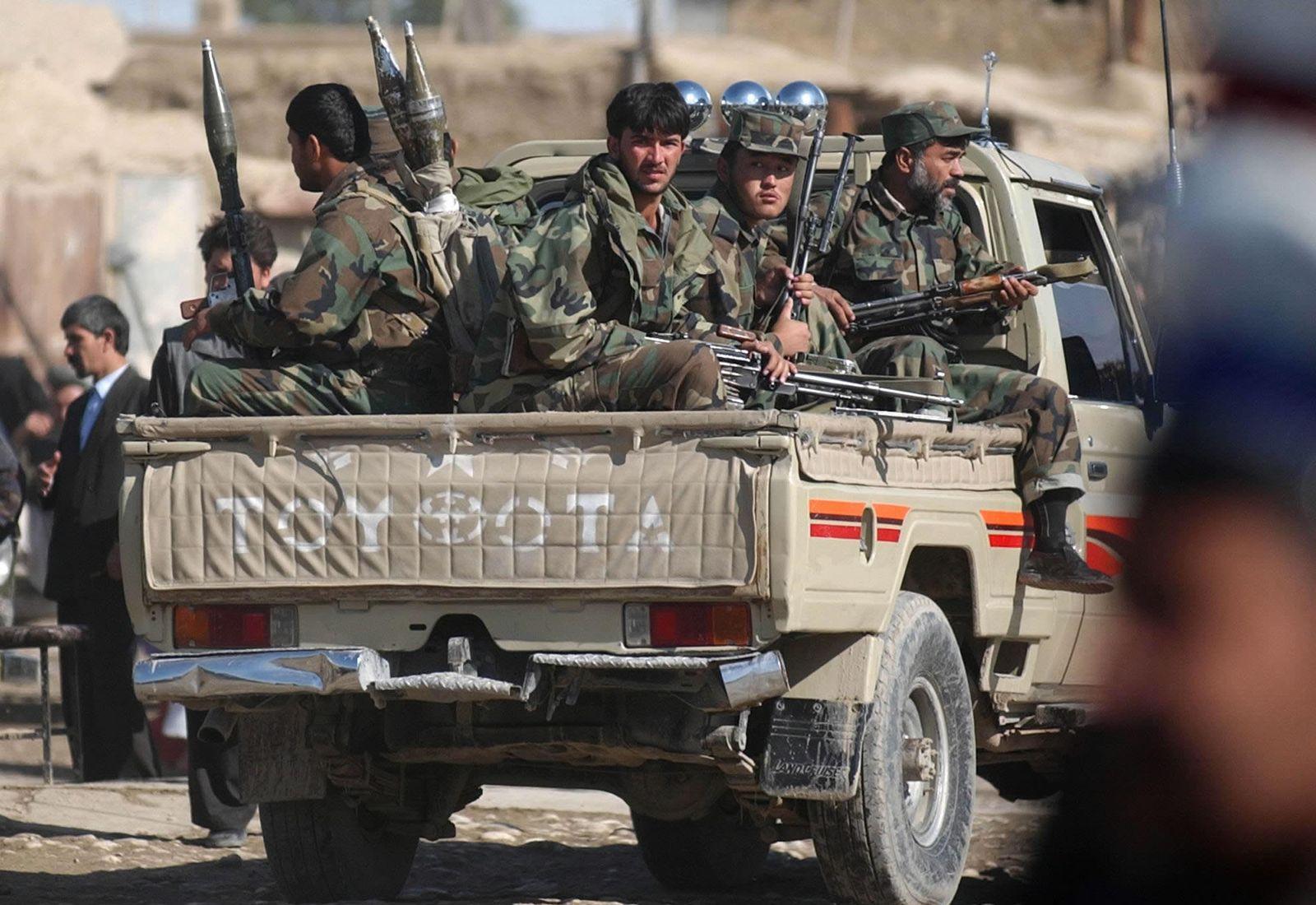 Afghanistan / Miliz