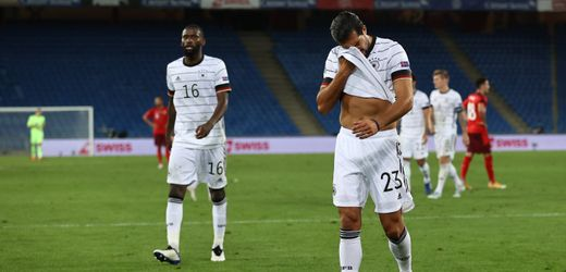 Deutschland in der Nations League: Sportlich auf dem Boden geblieben