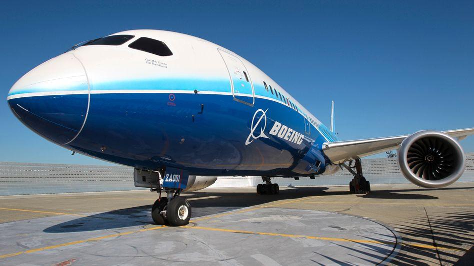 Boeing 787: Programmierter Stromausfall nach 248 Tagen