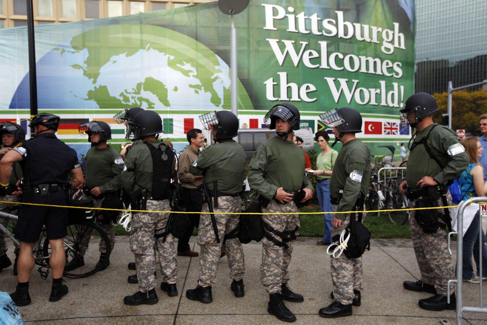 G20 Pittsburgh