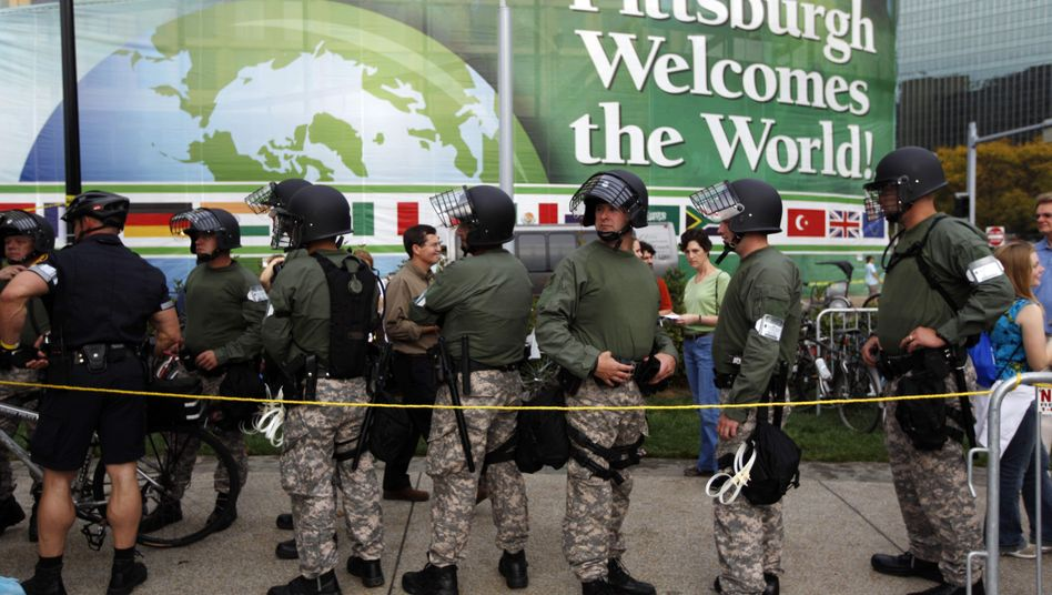 G-20-Vorbereitung in Pittsburgh: Den Übeltätern an der Wall Street geht es bestens