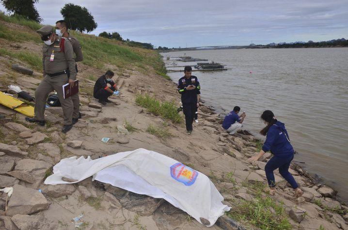 Ermittlungen nach dem Fund der Leichen am Mekong