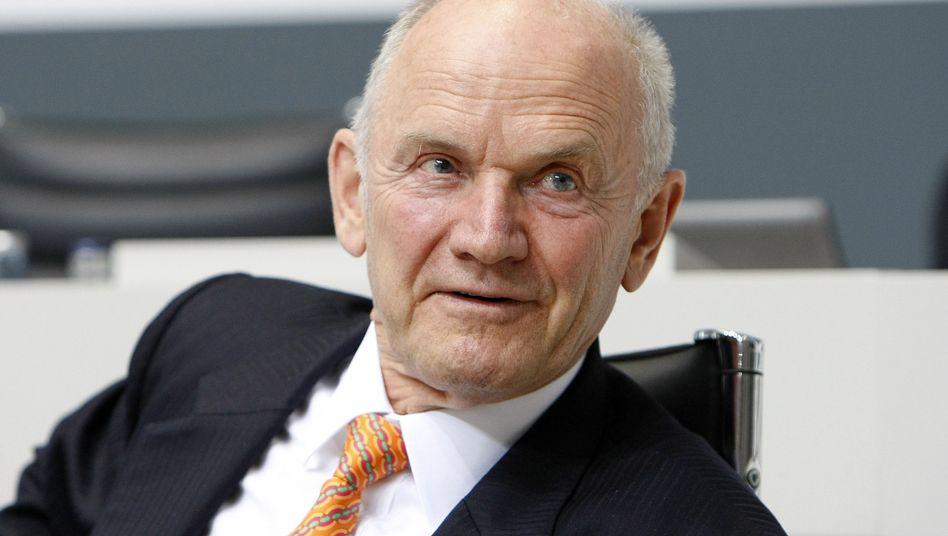 Ferdinand Piëch verdient als Aufsichtsratschef bei Volkswagen 785.000 Euro