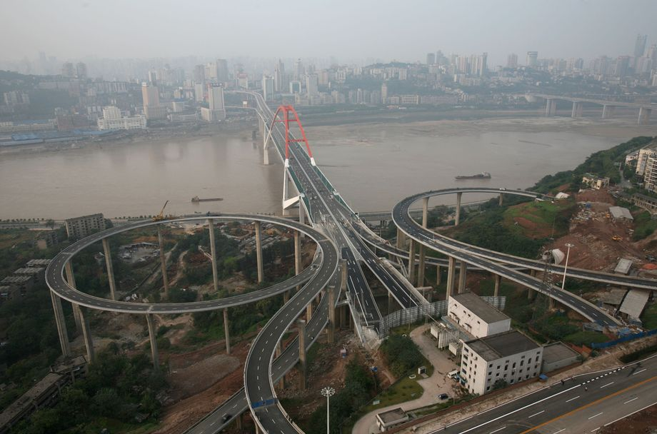 größte stadt chinas