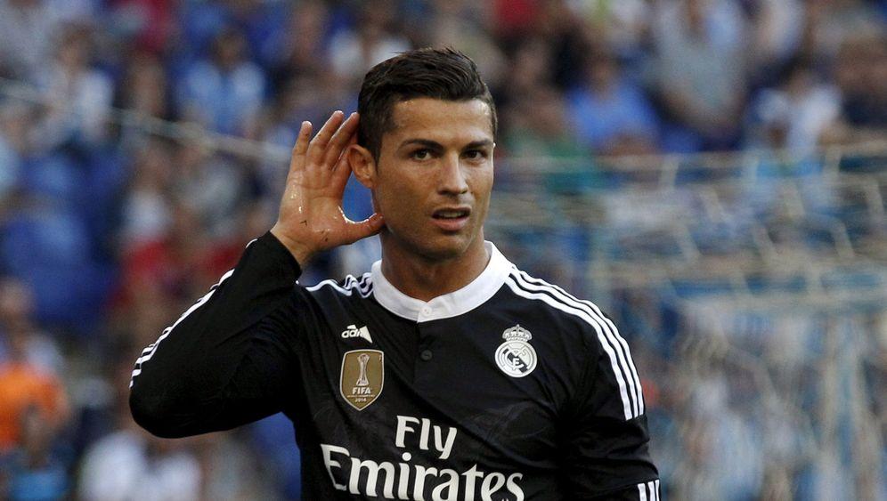 Primera División: Ronaldo hat mehr Tore, Messi den Titel