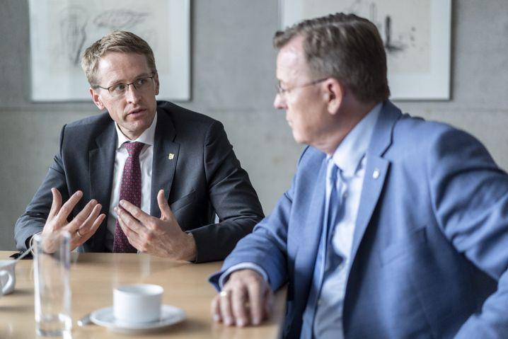 """Günther: """"Brauchen kompromissfähige Politiker"""""""
