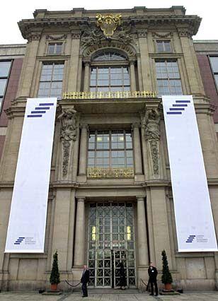 Schick, aber teuer: Hauptsitz der ESMT in Berlin