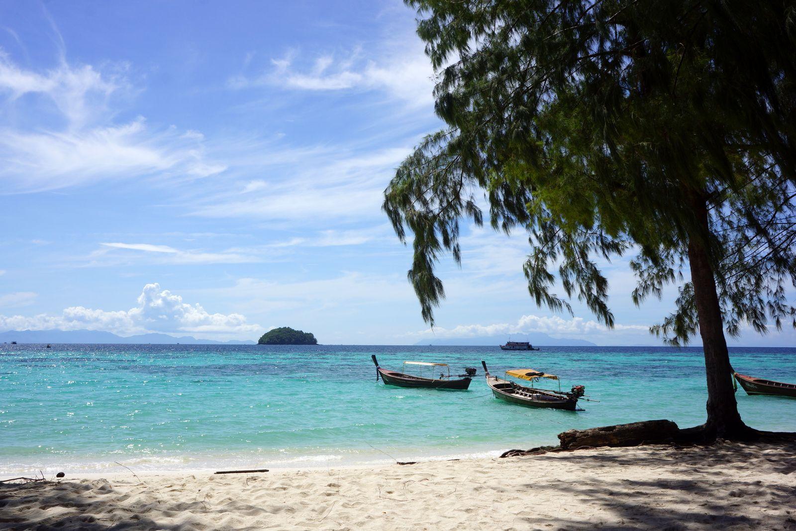 EINMALIGE VERWENDUNG Thailand/ Koh Lipe