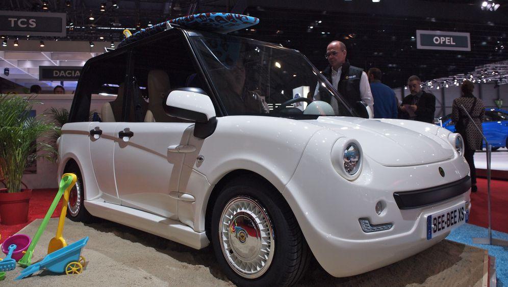 Elektroautos in Kleinserie: Meiner ist kleiner