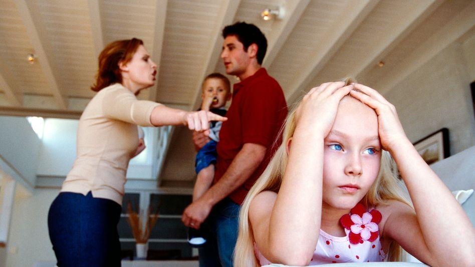Streitende Eltern: Wie sollen Lehrer mit ihnen umgehen?