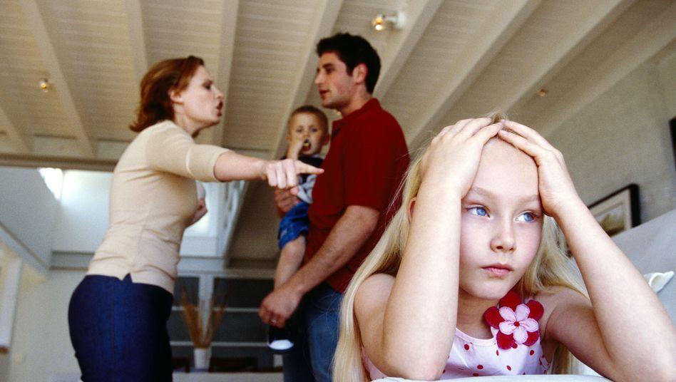 Prägend: Wenn Kinder unter starkem Stress leiden, verändert sich die Aktivität ihrer Gene