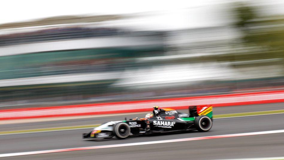 Mexikanischer Fahrer Pérez: Heimrennen im kommenden Jahr