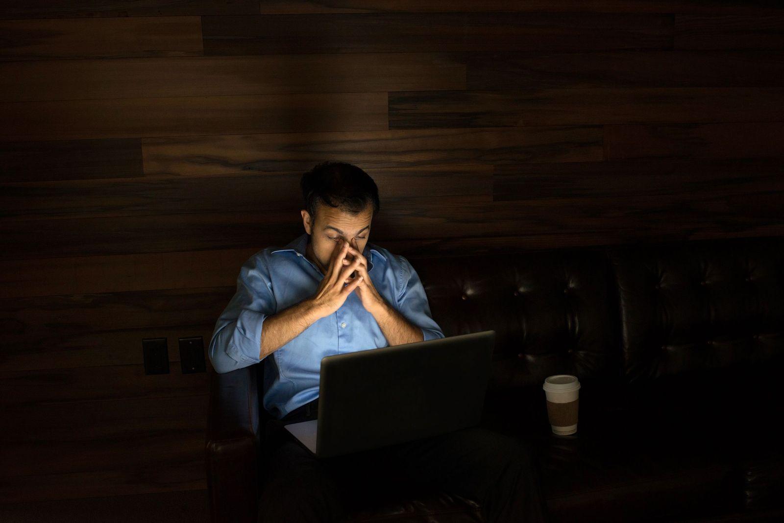 NICHT MEHR VERWENDEN! - Arbeit/ Job/ Stress/ Burnout
