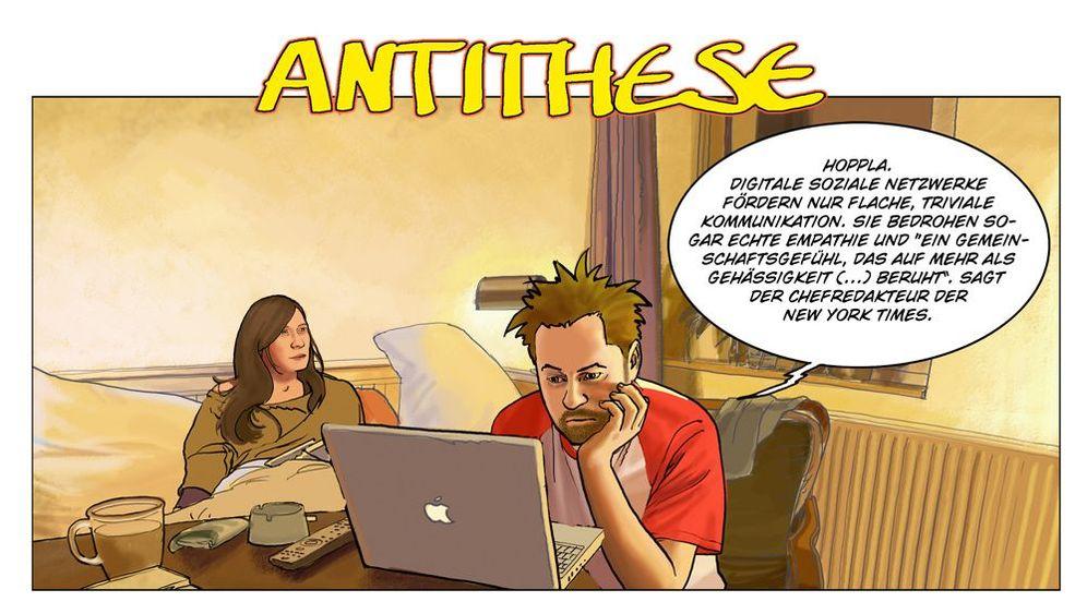 Jamiri: Die analoge Antithese