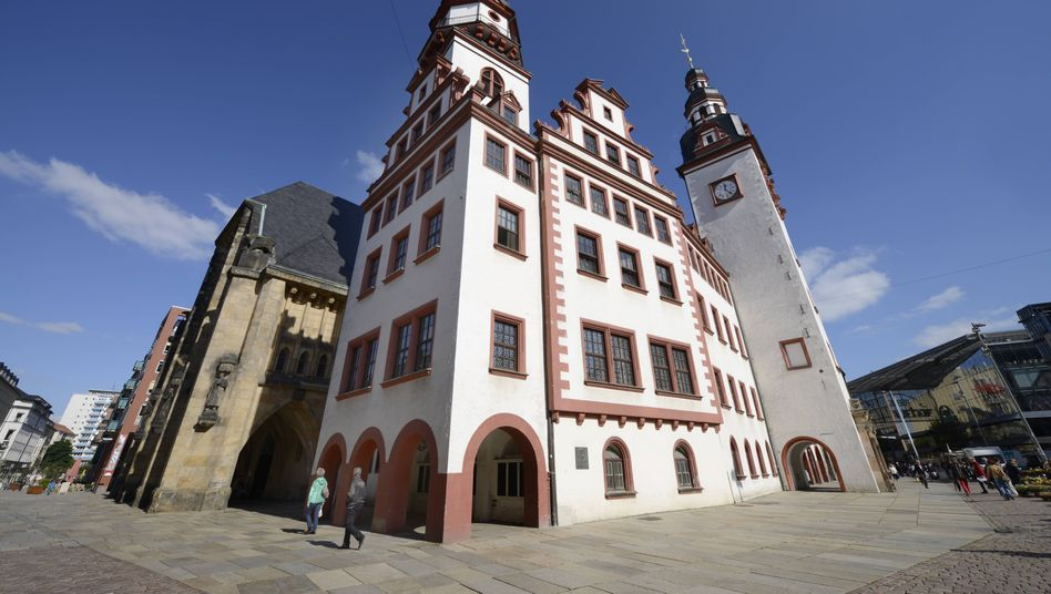 Rathaus Chemnitz (Symbolbild)