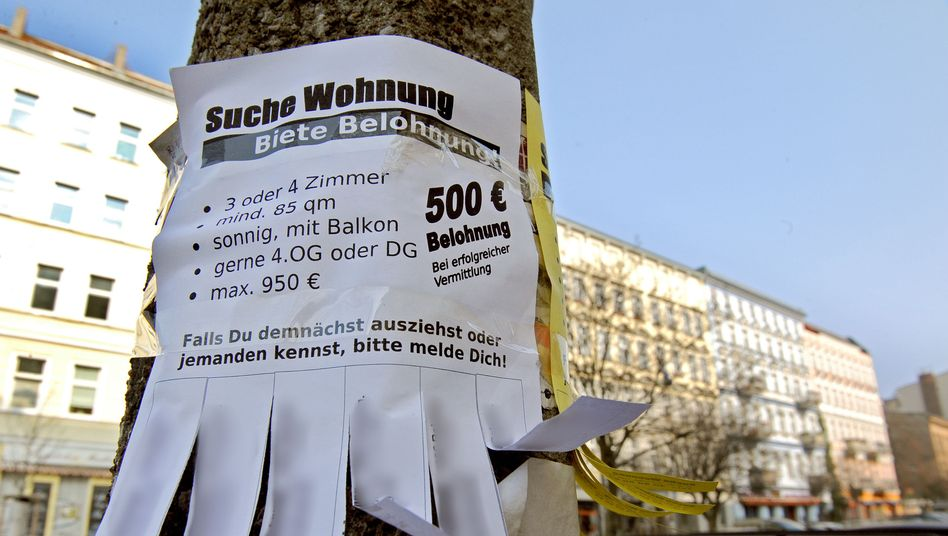 Wohnungssuche in Berlin