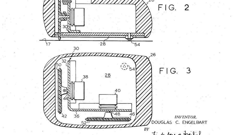 Patent-Zeichnungen: Blick in den Kopf der Erfinder