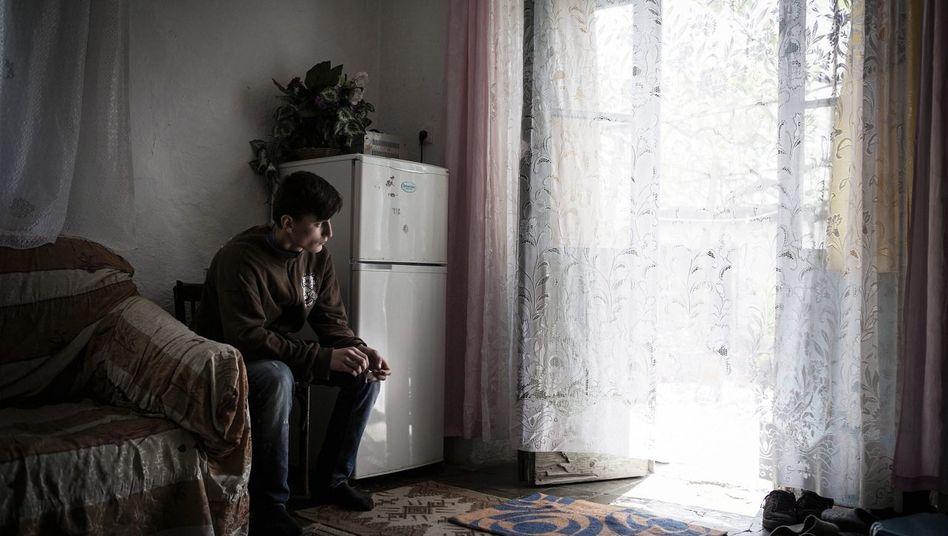 Gesuchter Leonard Qukaj im Elternhaus »Mein Leben wäre dann einfach vorbei«