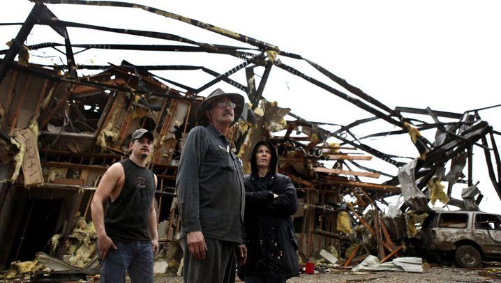 Tornados in den USA: Keine Chance gegen Mutter Natur