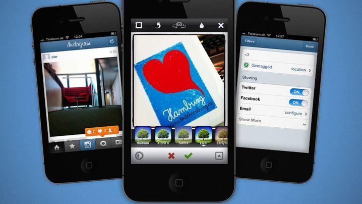 Foto-Apps: Instagram und die Konkurrenz