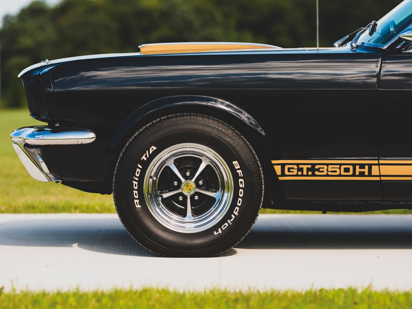 Auktion/ 1966 Shelby GT350 H