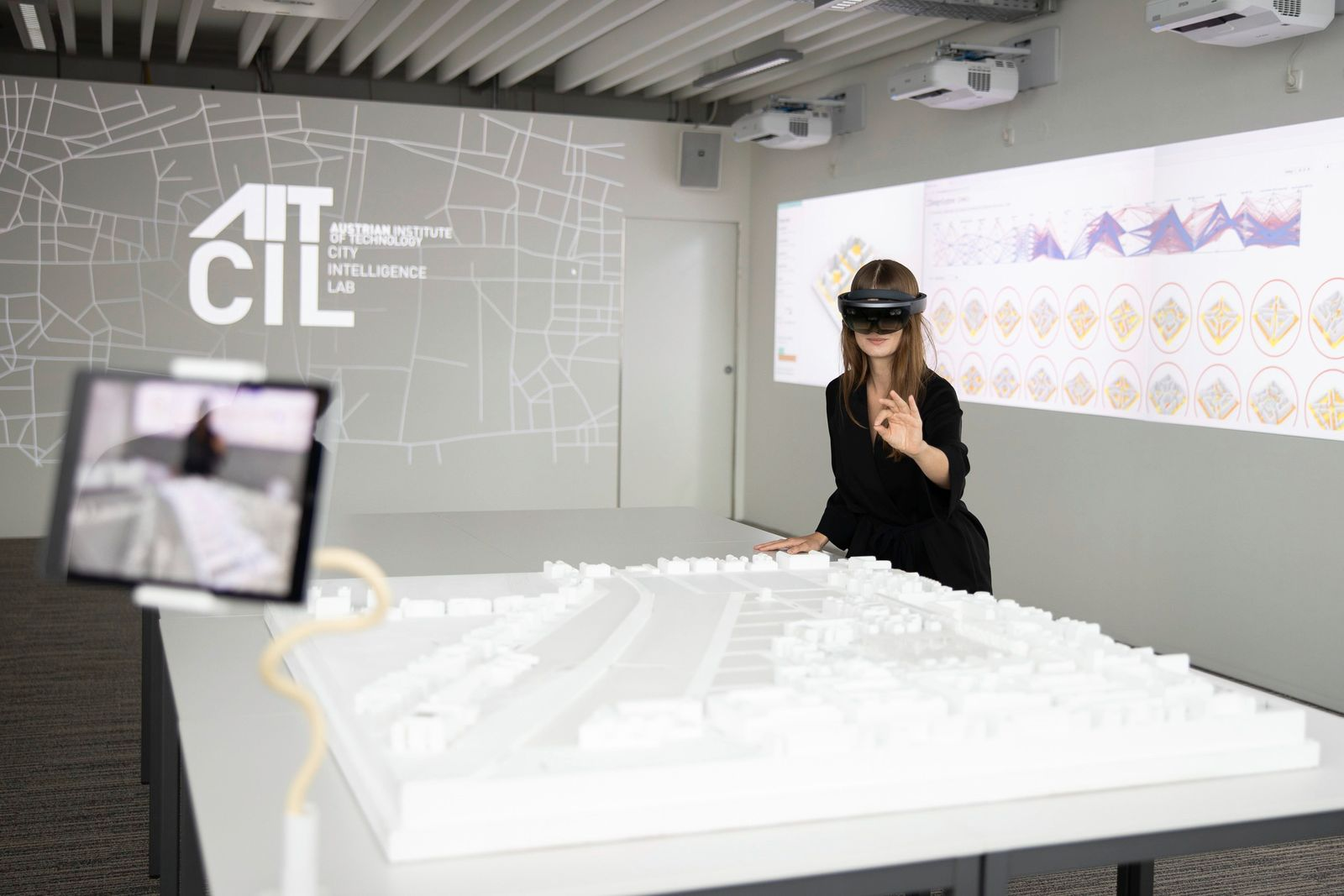 Center for Energy des AIT Austrian Institute of Technology eröffnet erstes City Intelligence Lab in Österreich