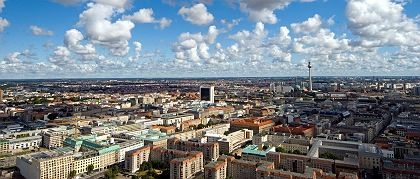 A bargain: Property in Berlin costs far less than homes in most other Western European capitals.