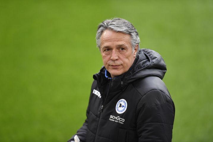 In Bielefeld abgelöst: Uwe Neuhaus