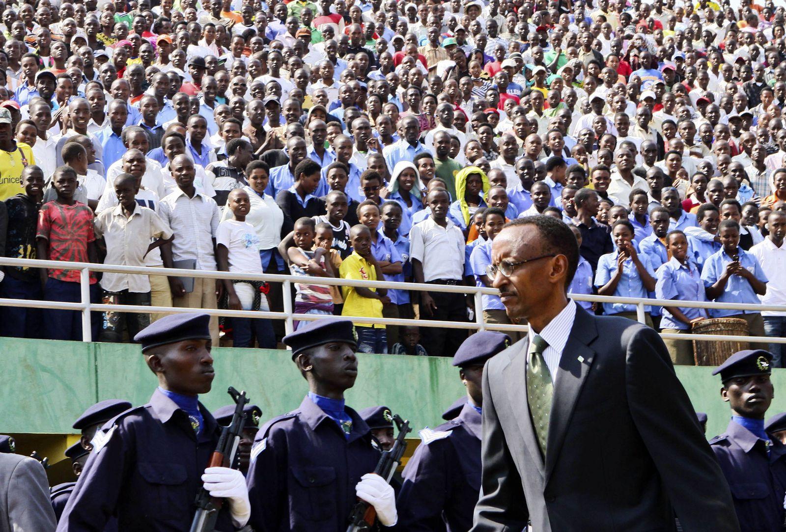 Rwanda Liberation Day