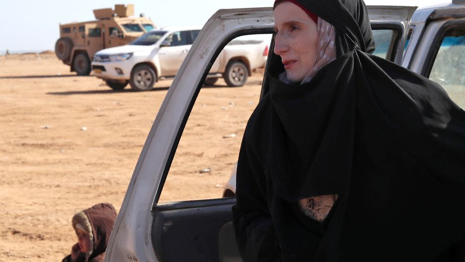 Leonora Messingin Syrien (Archiv)