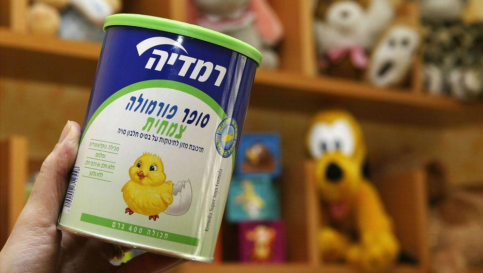 Schuldspruch in Israel: Mangelhafte Babynahrung tötete drei Kinder