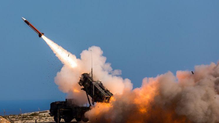 Raketenabwehrsystem (Symbolbild)