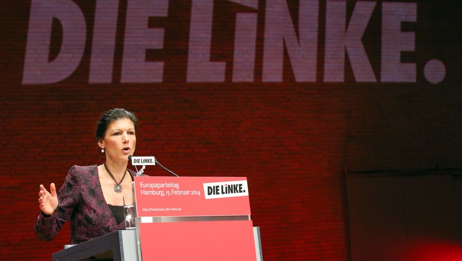 "Linken-Vize Wagenknecht: ""EU als Fassadendemokratie"""