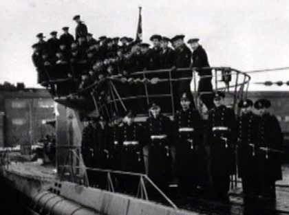 Die Mannschaft von U-234
