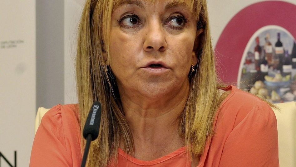 PP-Politikern Carrasco: Angriff auf der Fußgängerbrücke