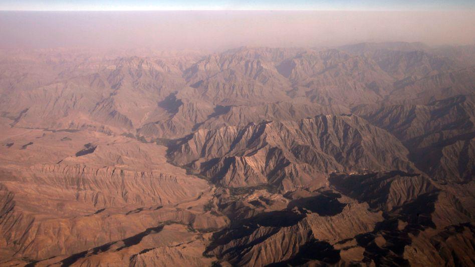 Landschaft in der Helmand-Provinz: Enorme Vorkommen an Bodenschätzen