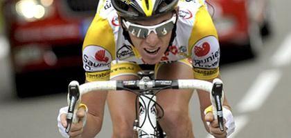 Tour-Profi Riccò: Vom Favoriten zum akut Dopingverdächtigen