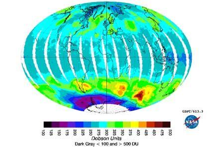 Ozondaten vom 28. August 2005: Kein Grund für generelle Entwarnung