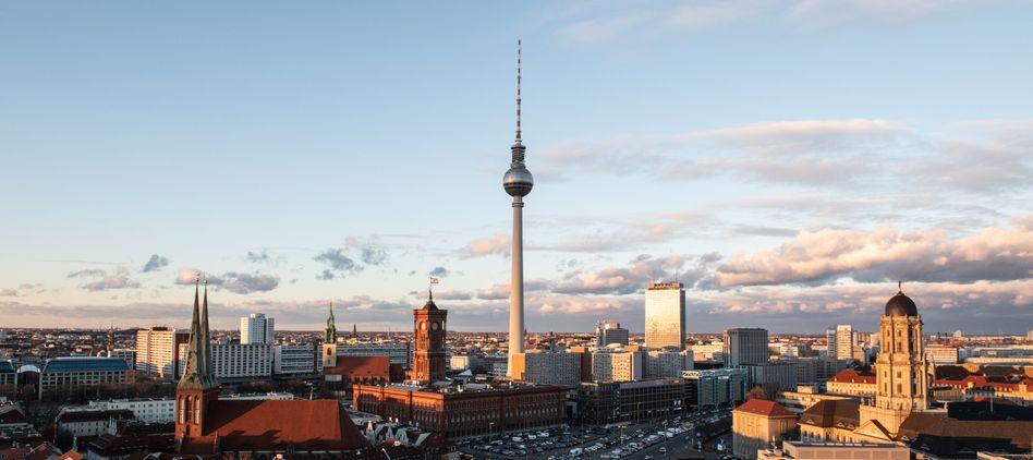 Berlin brummt - das Wachstum verteilt sich dabei auf zahlreiche Branchen (Archivbild)