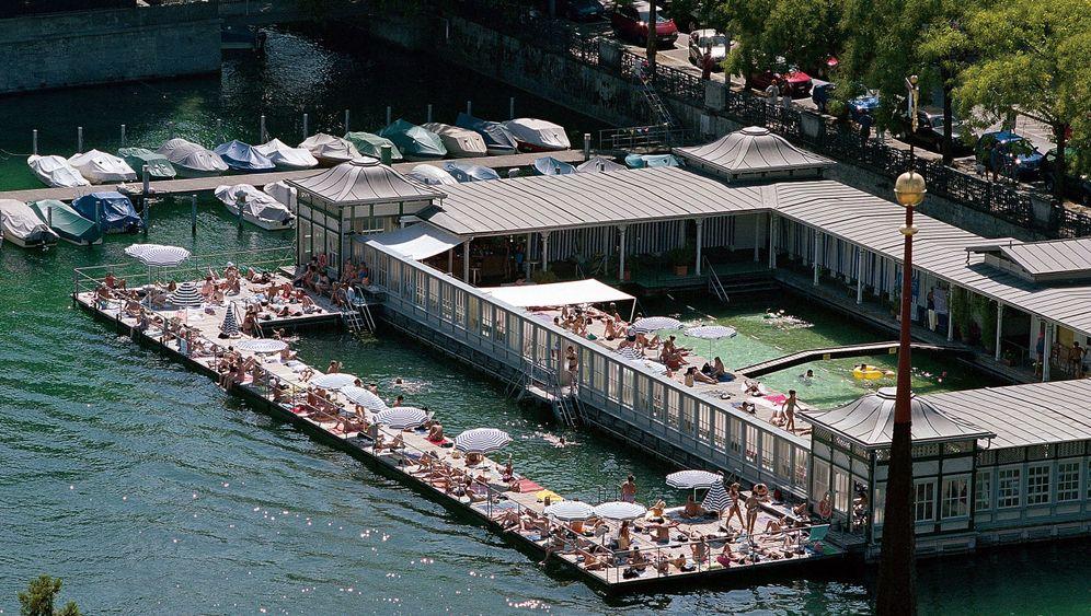 Frauenbadi, Männerbadi: Zürichs schönste Freiluftpools