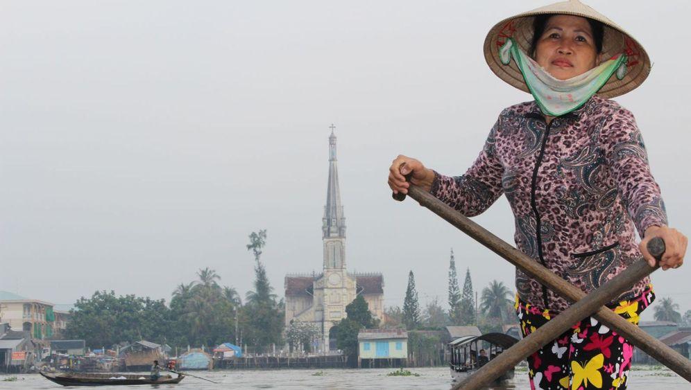 Mekong-Delta: Im Labyrinth der Wasserpfade