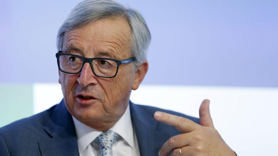EU-Kommissionschef Juncker: Geheim gehaltene Seite über Steuerbetrug in Luxemburg herausgegeben