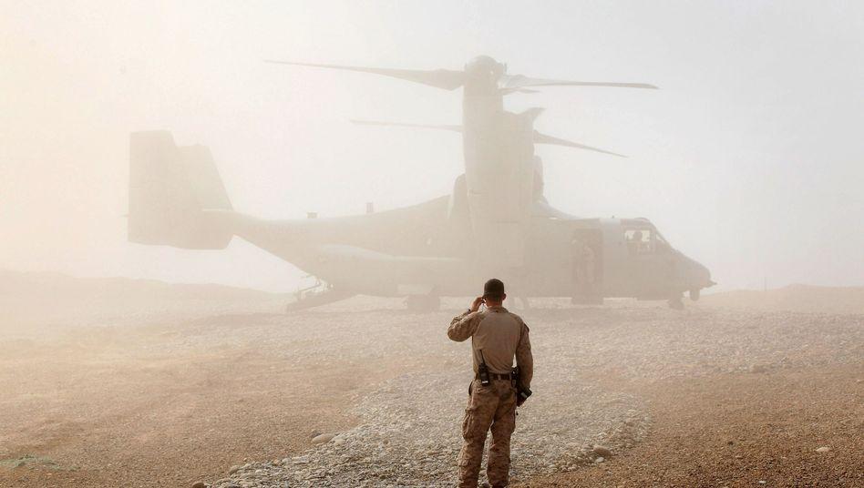 """US-Armee in Afghanistan: Verlegung des Verdächtigen """"auf juristischen Rat"""" hin"""