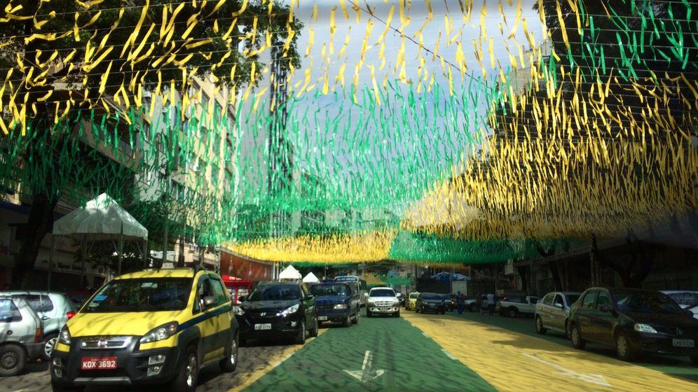 WM in Rio: Vorfreude in Gelbgrün
