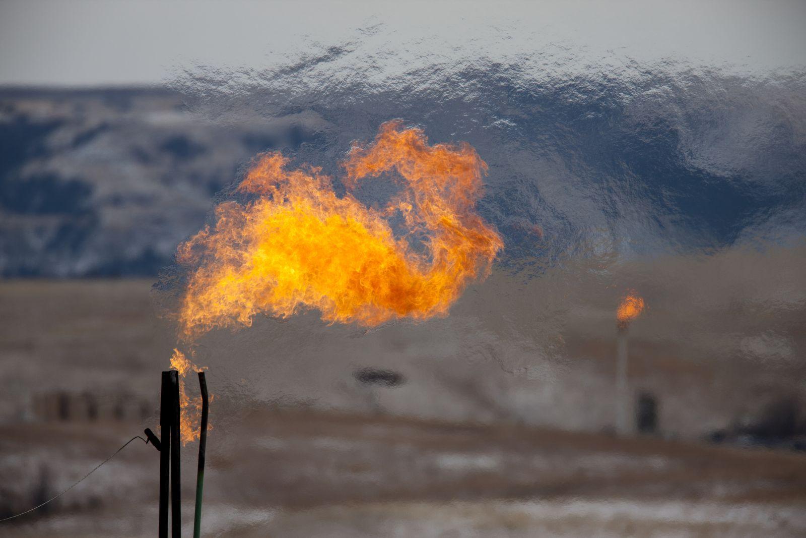 NICHT MEHR VERWENDEN! - Fracking / Gasbohrung