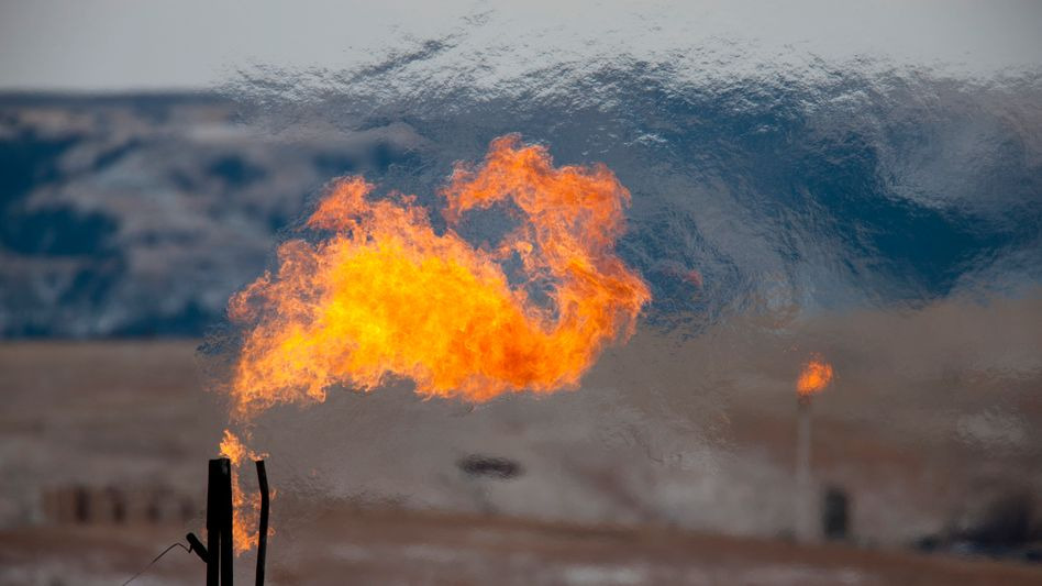 Gasbohrung in den USA: Bald doch Fracking in Deutschland?